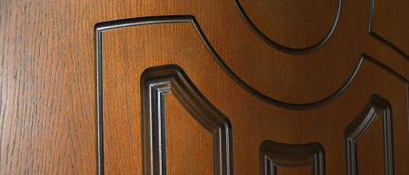 Двери с панелями МДФ ПВХ